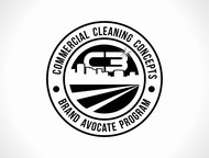 Commercial Cleaning Concepts Logo - Entry #25