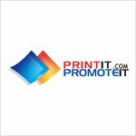 PrintItPromoteIt.com Logo - Entry #132