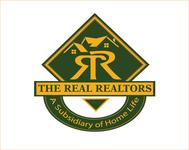 The Real Realtors Logo - Entry #163