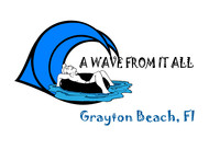 A Wave From It All Logo - Entry #37