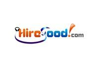 iHireFood.com Logo - Entry #141