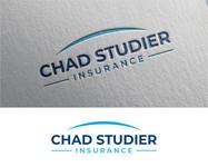 Chad Studier Insurance Logo - Entry #230