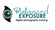 Balanced Exposure Logo - Entry #54