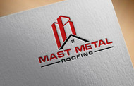 Mast Metal Roofing Logo - Entry #273