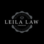 Leila Law Logo - Entry #80