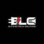 BLC Electrical Solutions Logo - Entry #169