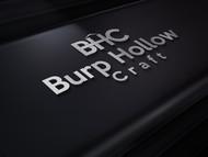 Burp Hollow Craft  Logo - Entry #80