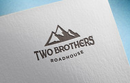 Two Brothers Roadhouse Logo - Entry #199