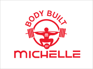 Body Built by Michelle Logo - Entry #105