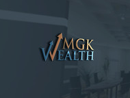MGK Wealth Logo - Entry #361