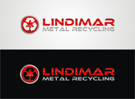 Lindimar Metal Recycling Logo - Entry #249