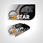 Five Star Logo - Entry #63