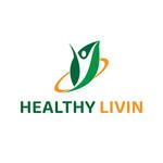 Healthy Livin Logo - Entry #393