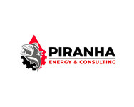 Piranha Energy & Consulting Logo - Entry #38