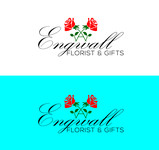 Engwall Florist & Gifts Logo - Entry #134