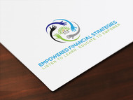 Empowered Financial Strategies Logo - Entry #413
