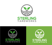 Sterling Yardworks Logo - Entry #51
