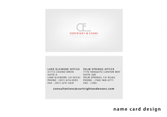 Law Office of Cortright, Evans and Associates Logo - Entry #30
