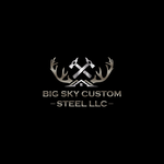Big Sky Custom Steel LLC Logo - Entry #66