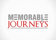 Memorable Journeys Logo - Entry #1