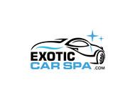 i need a logo for www.exoticarspa.com - Entry #33