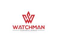 Watchman Surveillance Logo - Entry #321