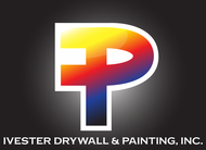 IVESTER DRYWALL & PAINTING, INC. Logo - Entry #59