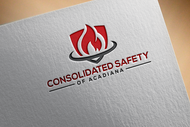 Consolidated Safety of Acadiana / Fire Extinguisher Sales & Service Logo - Entry #73
