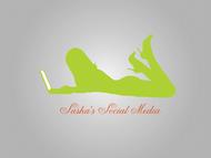 Sasha's Social Media Logo - Entry #112