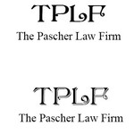 The Pascher Law Firm Logo - Entry #13