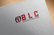 BLC Electrical Solutions Logo - Entry #91