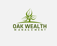 Oak Wealth Management Logo - Entry #45