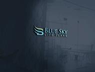 Blue Sky Life Plans Logo - Entry #93