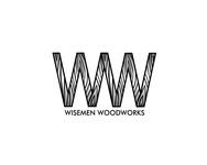 Wisemen Woodworks Logo - Entry #20