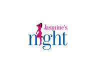 Jasmine's Night Logo - Entry #194