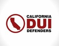 California DUI Defenders Logo - Entry #41