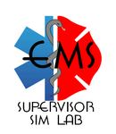 EMS Supervisor Sim Lab Logo - Entry #180