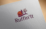 Ruffin'It Logo - Entry #171