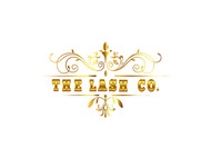 the lash co. Logo - Entry #12
