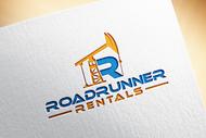 Roadrunner Rentals Logo - Entry #116