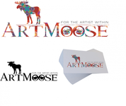 ArtMoose Logo - Entry #59