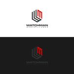 Watchman Surveillance Logo - Entry #327