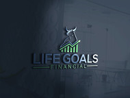 Life Goals Financial Logo - Entry #266