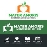 Mater Amoris Montessori School Logo - Entry #436
