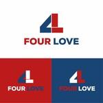 Four love Logo - Entry #207