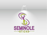 Seminole Sticks Logo - Entry #153
