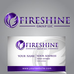 Logo for corporate website, business cards, letterhead - Entry #183