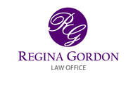 Regina Gordon Law Office  Logo - Entry #110