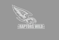 Raptors Wild Logo - Entry #95
