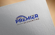 Premier Accounting Logo - Entry #320